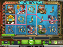 Subtopia slotmachine now launched!