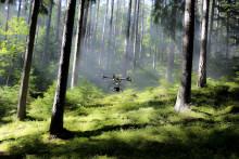 Intuitive Aerial och CybAero har drönare i hetluften