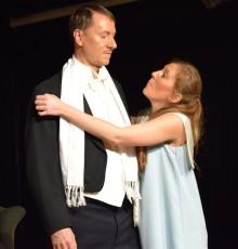 Föreställningen Figaros Bröllop turnerar till Uppsala