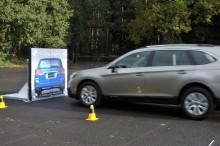 Nya Subaru Outback får toppbetyg även i Euro NCAP