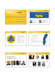 Presentation Bio Partnering Europe