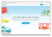Voisivatko tulevaisuuden liikkuvuusongelmat olla pelaajien ratkaistavissa? Ford haastaa pelikehittäjiä parantamaan matkasuunnittelua ja kaupungissa matkustamista