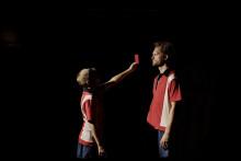 Backa Teaters Rött kort uttagen till Scenkonstbiennalen 2015!