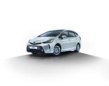 Toyotas familjehybrid uppdateras – vassare utseende och högre utrustningsnivå