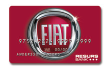 Fiat Group Automobile Sweden väljer Resurs Bank för kundfinansiering