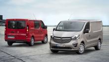Opel i Birmingham: Världspremiär för nya Vivaro och Movano