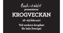 Krogveckan: rekordmånga restauranger medverkar 16-29 februari!