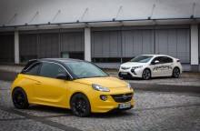 """Dubbla vinster för Opel: ADAM och Ampera tilldelade utmärkelsen """"Auto Trophy"""""""