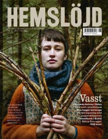 Hemslöjd utnämnd till årets kulturtidskrift i Norden!