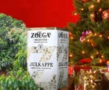 Gran och hållbart kaffe skänker julglädje