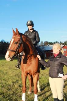 Anna Boström är Årets ridlärare
