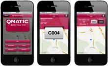 Ny app från Qmatic låter kunder köa utan att kasta bort sin tid