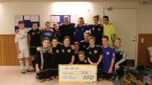 Halländska Slöinge GOIF vann Pantameras miljötävling