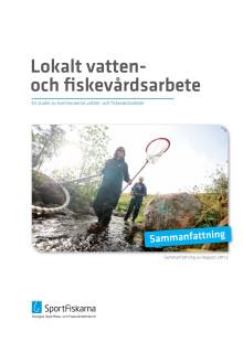 Sammanfattning lokalt fiskevårdsarbete