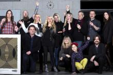 Musikskapare prisas av SKAP – Sveriges kompositörer och textförfattare