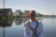 Patrik Olderius ny VD på Destination Jönköping AB
