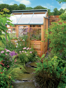 Små växthus ger stor odlingsglädje