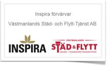 INSPIRA FÖRVÄRVAR VÄSTMANLANDS STÄD- OCH FLYTT-TJÄNST AB.