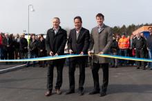 Statoil öppnar ny fullservicestation i Onsala