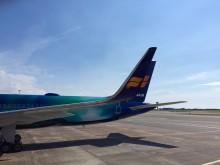 Icelandair jatkaa kasvuaan - 16% lisäys elokuussa.