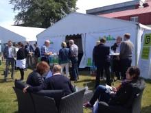 Samtal om framtidsutmaningar, samverkan och mångfald på Samhällsbyggararenan i Almedalen