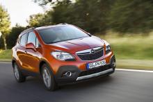 "Opel Mokka försvarade titeln ""All-wheel drive Car of the Year"""