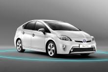 Toyotas succémodell Prius förnyas