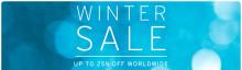 Hertz vintersalg med opptil 25 % rabatt på leiebil
