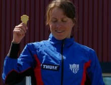 Eva Nyström defend her title in Swedish Duathlon Championship today