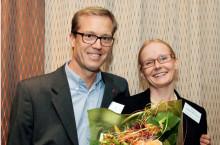Utvecklingsstöd från KI Innovations språngbräda till förstapris för forskare