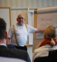 Livet är inte en plikt utan en möjlighet, en föreläsning med Bengt Jacobsson i Stockholm den 27/4 och i Göteborg den 11/5