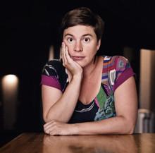 Elin Boardy får Tidningen Vi:s litteraturpris 2014!