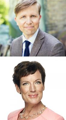 Inspirationskväll med David Stiernholm och Annika R Malmberg