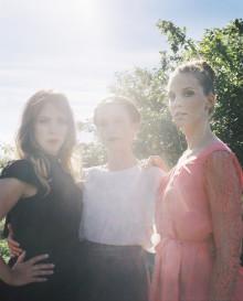 Premiär för Tre systrar