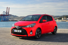 Mer känsla i nya Toyota Yaris – rekordlågt CO2-utsläpp