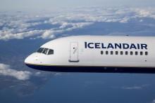 Icelandair avslutade det tredje kvartalet 2014 med en ökning på 15 % jämfört med samma period 2013.