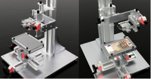 Realise precise test device with IEF-Werner adjusting units domiLINE