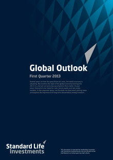 Global Outlook Q1 2013