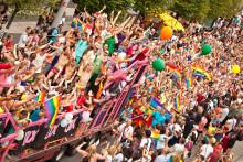 Regnbågsfest, rekordparad och party för alla de som inte kan
