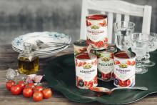 Smakrika italienska körsbärs- och plommontomater från Zeta