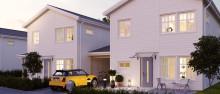 Myresjöhus bygger bostadsrätter i Faluns nya stadsdel