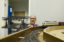 Professor med järnvägslösningar