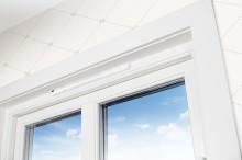 Ny fönsterventil ger stora energibesparingar