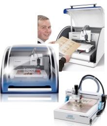 Inhouse Rapid PCB Prototyping - nu lanserar LPKF ny Protomat-serie