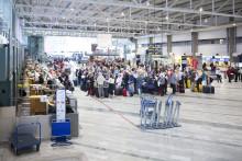 Resandet ökade på Landvetter i maj
