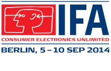 Velkommen til Epson på IFA 2014