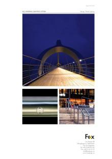 Produktblad HLS Ledstångsbelysning som pdf.