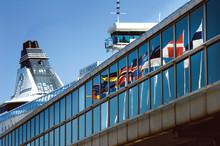 Helsingin sataman vienti kasvoi lokakuussa