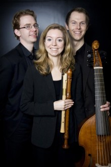 Konsert med Trio Stravaganti