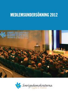 Medlemsundersökning 2012